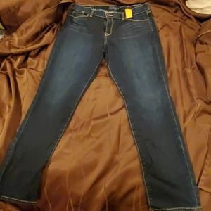 Womens size 16 Lucky jeans